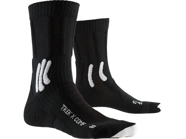 X-Socks Trek X COMF Strømper Herrer, black melange